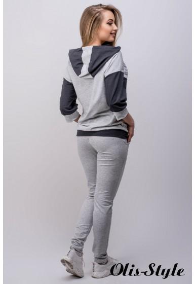 Спортивный костюм Вилари (серый) Оптовая цена