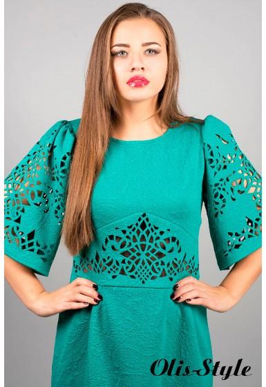 Платье Вивиана (бирюза) ОПТОВАЯ ЦЕНА