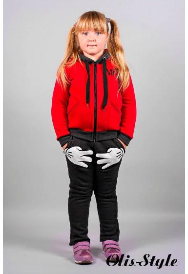 Спортивный костюм Микки (красный) оптовая цена