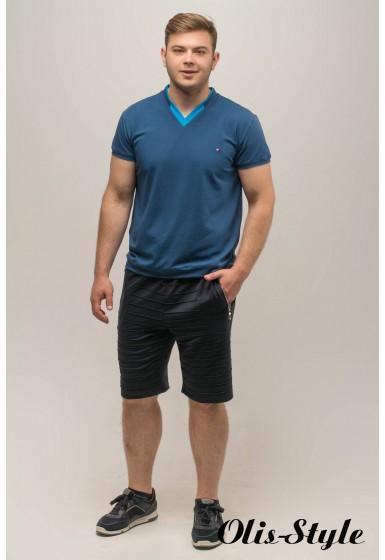 Мужские шорты Энджи (синий)