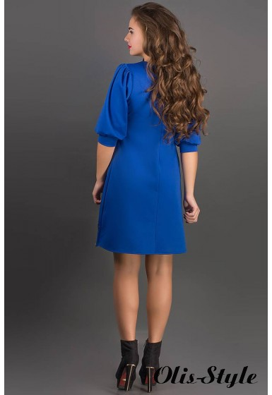 Платье Айсель (электрик) Оптовая цена