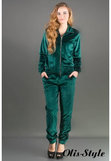 Спортивный костюм Ленди (зеленый) Оптовая цена