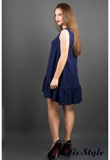 Платье Роми (синий)     оптовая цена