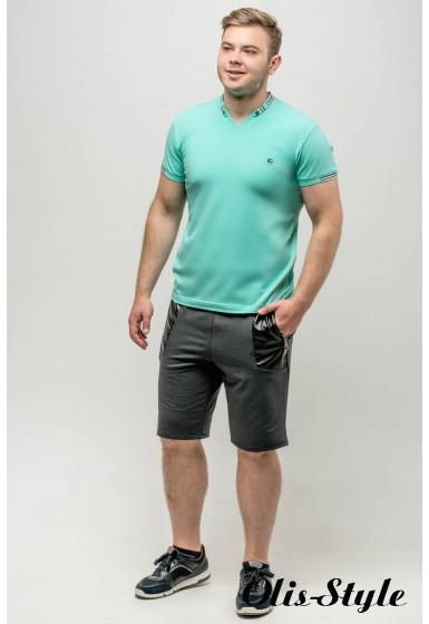 Мужская футболка Грэй (мята)