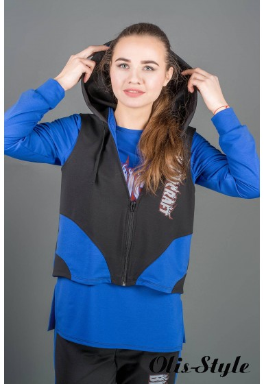 Спортивный костюм Арти (электрик) Оптовая цена