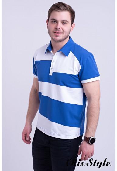 Мужская футболка Зидан (электрик) оптовая цена