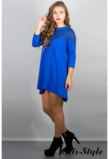 Платье Мэри-эль (электрик) Оптовая цена