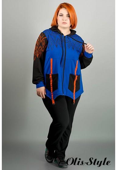 Спортивный костюм Эрика (электрик) оптовая цена