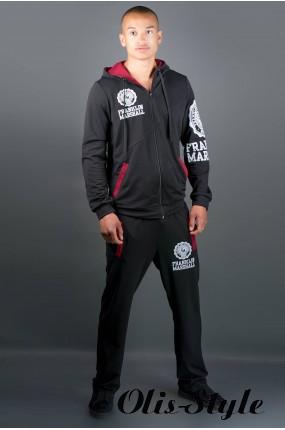 Мужской спортивный костюм Шалди (черный) Оптовая Цена