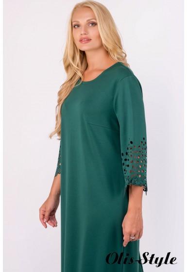 Платье Кайла (зеленый) Оптовая цена