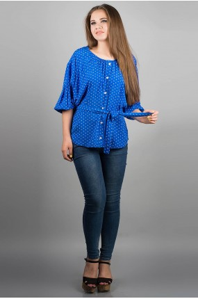 Рубашка Лолита (электрик) Оптовая Цена