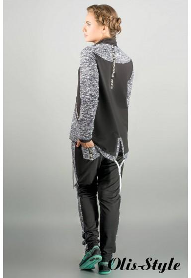 Спортивный костюм Лира (черный)   Оптовая Цена