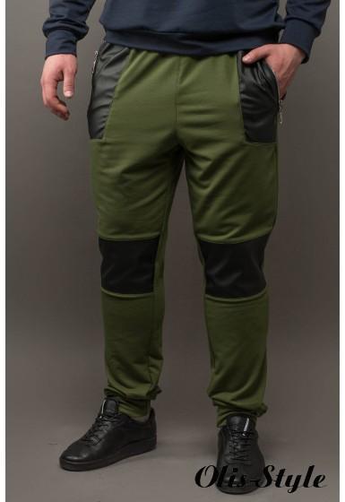 Мужские спортивные штаны Алекс (хаки) Оптовая Цена
