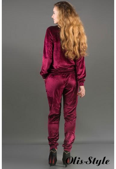 Спортивные штаны Лой (бордовый) Оптовая цена