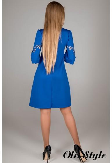 Платье Диколь (электрик) Оптовая цена