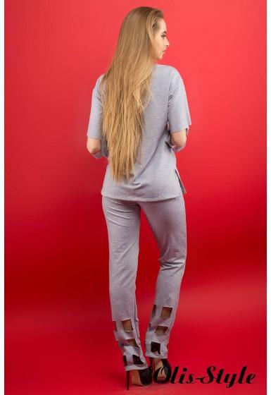 Спортивный костюм Блер (серый) Оптовая цена