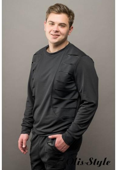 Мужской спортивный костюм Эполь (черный) Оптовая Цена
