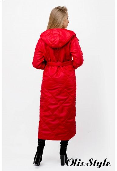 Весенний плащ Сопрано (красный) Оптовая цена