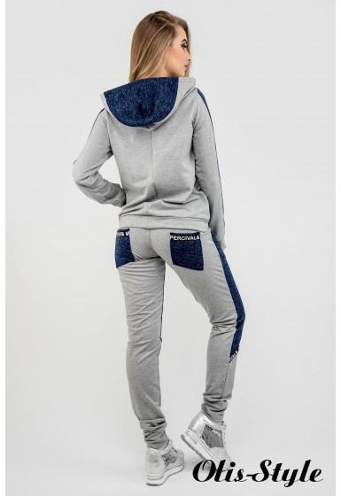Спортивный костюм Элот (серый) Оптовая цена