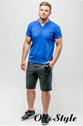 Мужская футболка Грэй (электрик) оптовая цена