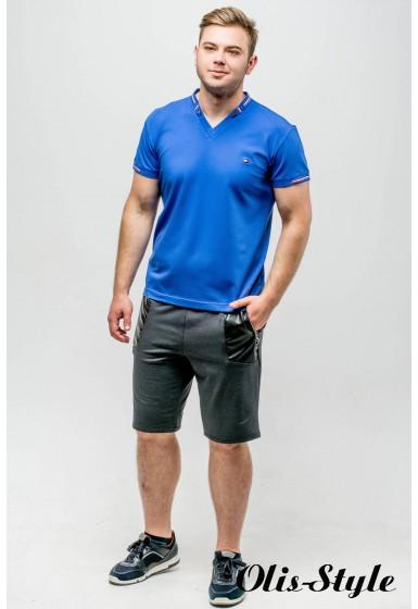 Мужская футболка Грэй (электрик)