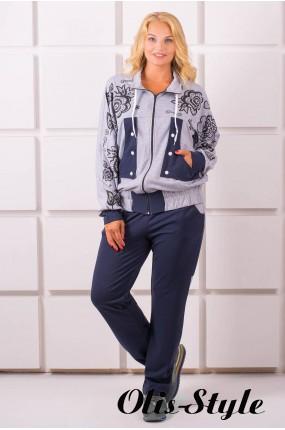Спортивный костюм Нейли (серый)   оптовая цена
