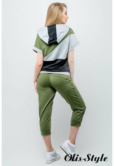 Спортивный костюм Илайя (хаки) Оптовая цена