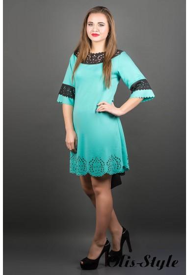 Платье Джаконда (мята) ОПТОВАЯ ЦЕНА