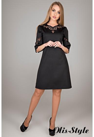 Платье Диколь (черный) Оптовая цена