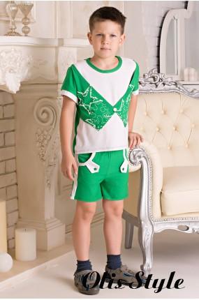 Костюм детский Бристоль (зеленый) оптовая цена