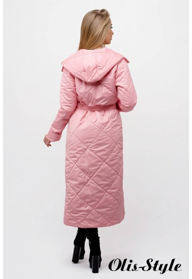 Весенний плащ Сопрано (розовый) Оптовая цена