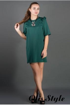 Платье Блуми (зеленый) Оптовая цена