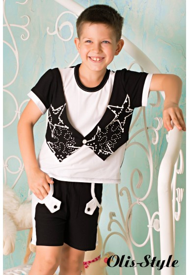Костюм детский Бристоль (черный) оптовая цена