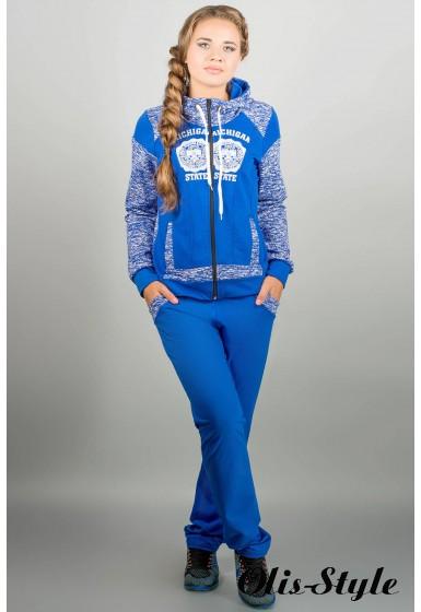 спортивный костюм Альда (электрик)   Оптовая Цена